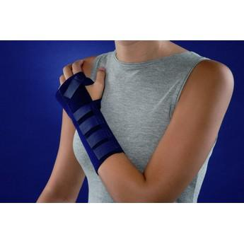 METACARPAL WRIST GUARD WITH SPLINT BLUE